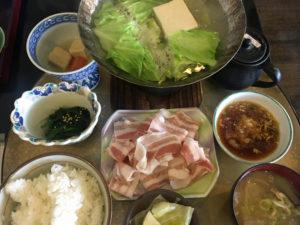 和食、定食(料理とお酒まさ)